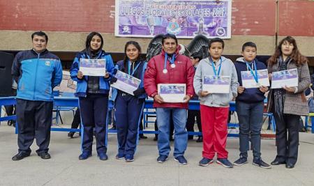 Juegos Florales Escolares 2019