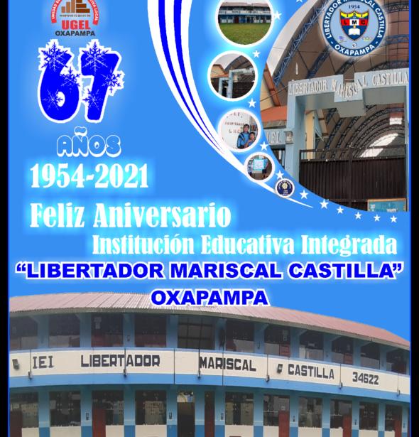 Celebración por el sexagésimo séptimo Aniversario LMC.